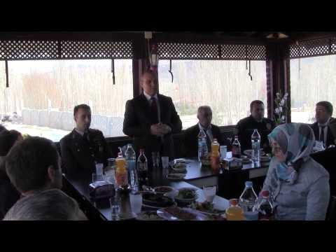 Bozkır'da 18 Mart Şehit ve Gazilere Yemek Programı
