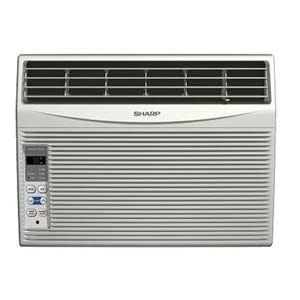 air conditioner size sharp 12000 btu mid size room air conditioner. Black Bedroom Furniture Sets. Home Design Ideas