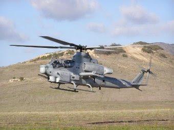 AH-1Z Viper. Фото с сайта pilotage.com
