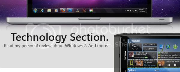 Click here to read my technology review like Windows 7 and Symbian smartphones.