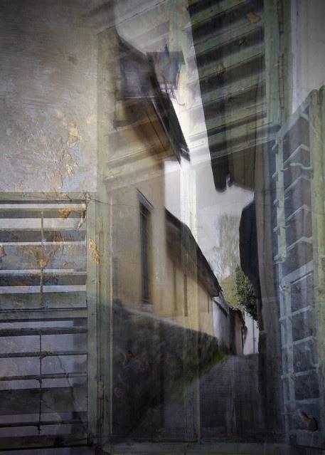 Photo layer - back street