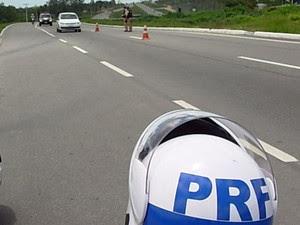PRF já iniciou a operação Proclamação da República no RN (Foto: Divulgação/PRF)