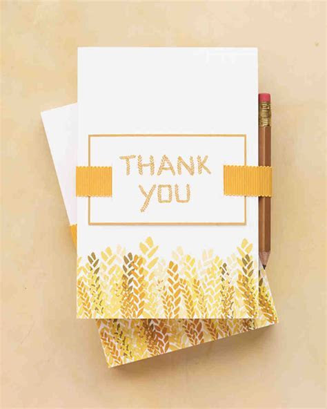 9 Tips for Writing Thank You Notes for Wedding Gifts
