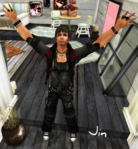 Meet my BFF.. Jin <3
