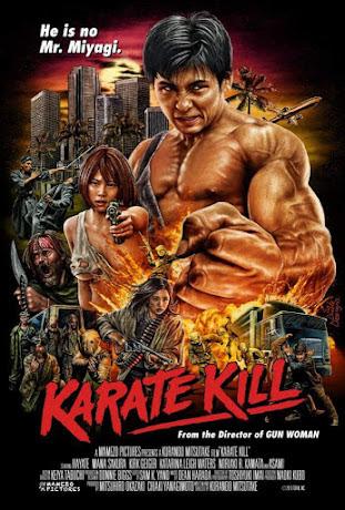 Review: KARATE KILL Earns A Black Belt in Boring Filmmakimg