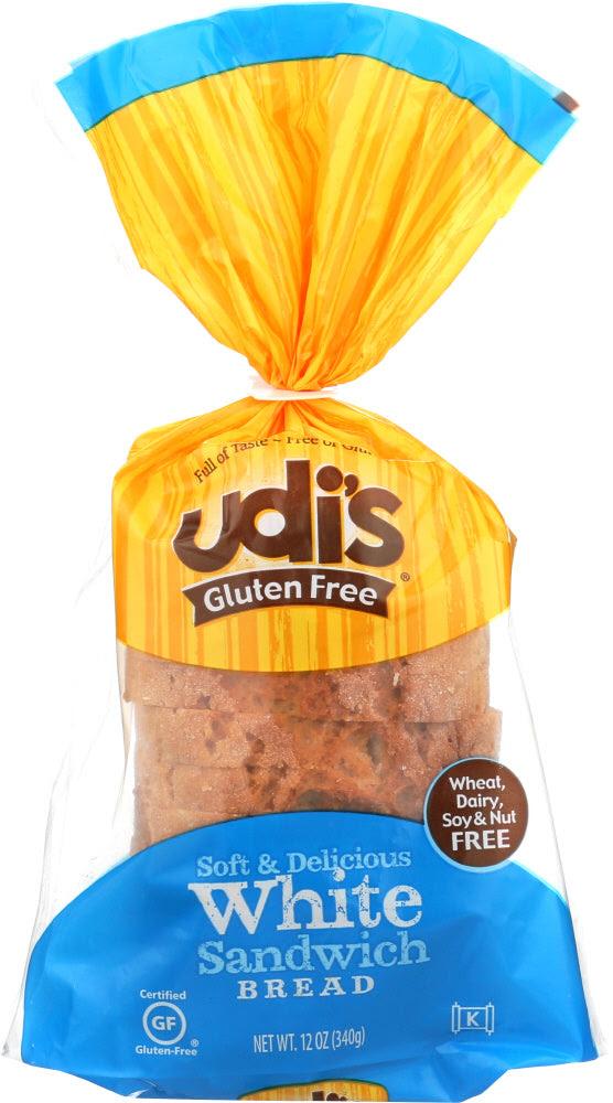 698997809104 UPC Udi's Gluten Free Sandwich Bread White