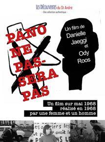 Bande-annonce Mai 68: Pano ne passera pas