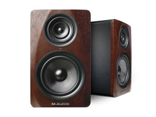 M audio m3 8 moniteur noir haut parleurs for Choisir moniteur