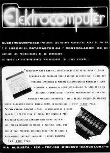 Publicidad Elektrocomputer