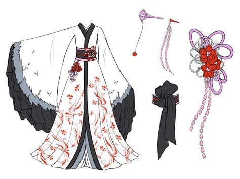 crane dress design  eranthedeviantartcom