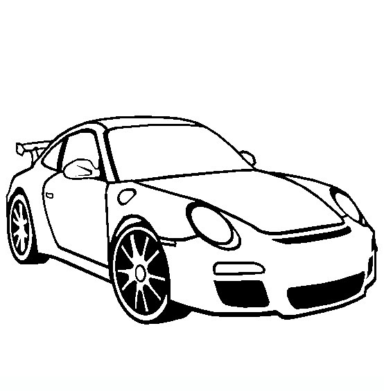 Disegni Ferrari Da Stampare E Colorare Free Downloads