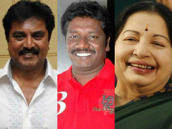 Jayalalithaa allots 2 seats for Nadigar Sangam arch rivals