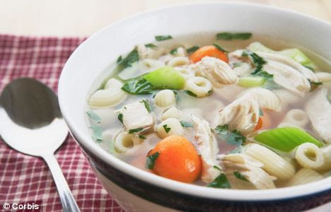 People who eat hot food (such as noodle soup) from melamine bowls may increase their risk of kidney stones