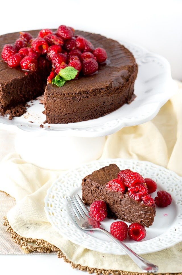 Quick Easy Healthy Chocolate Cake