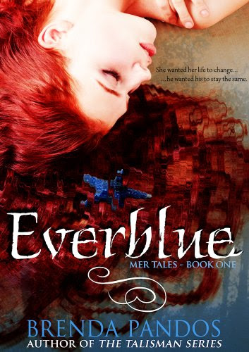 Everblue (Mer Tales, Book 1) by Brenda Pandos
