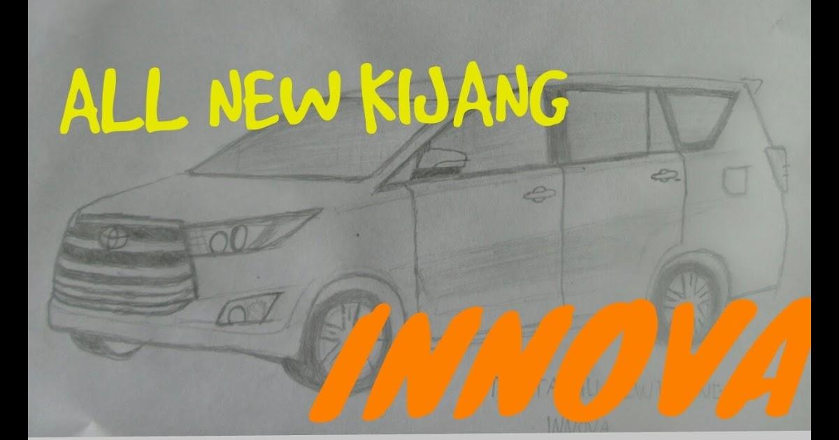 25 Trend Terbaru Cara Menggambar Mobil Kijang Innova Asiabateav