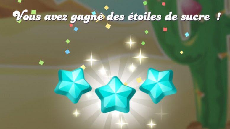 Quest Ce Que Les étoiles De Sucre Dans Candy Crush Saga