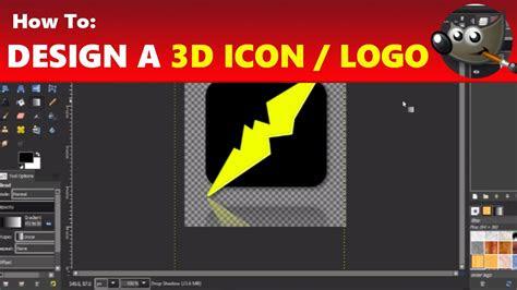 design   logo icon  gimp  gimp