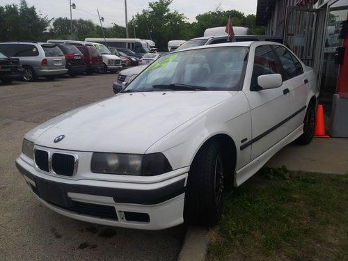 Buy used 1997 BMW 318i Base Sedan 4-Door 1.9L in River ...