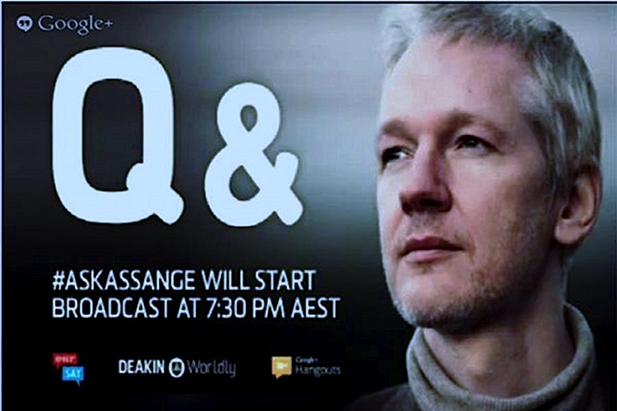 Q&assange