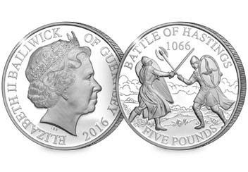 Image result for Hastings commemorative coin