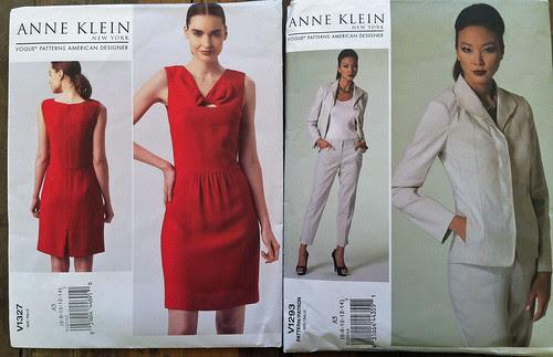 Vogue AK patterns