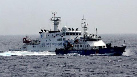 Biển Đông, chủ quyền, giàn khoan, Hải Dương 981