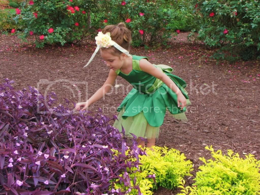 the hobby mommy  homemade tinkerbell fairy costume