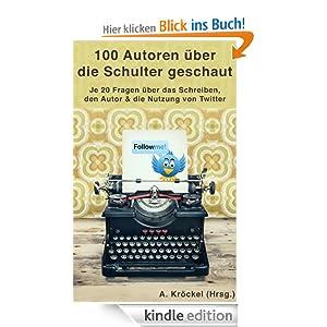 100 Autoren über die Schulter geschaut