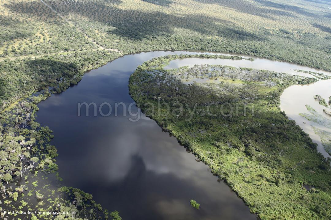 Sungai di Brazi