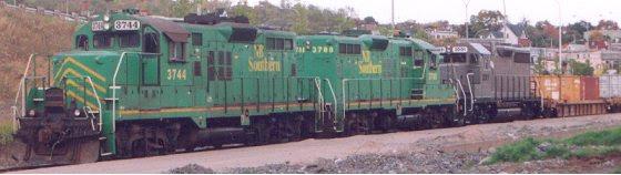 NBSR 3744, 3788, test unit 2001