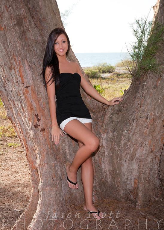 Sarasota Senior Portrait Samples by Jason Scott Photography