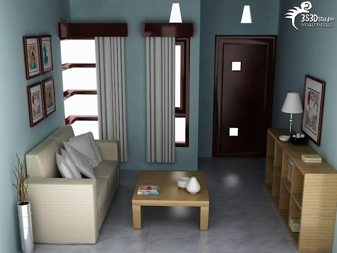 Rak Minimalis Untuk Ruang Tamu | Ide Rumah Minimalis
