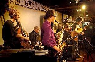 Jimmy Halperin Quartet in Langs de Lijn (foto: Henk de Boer)
