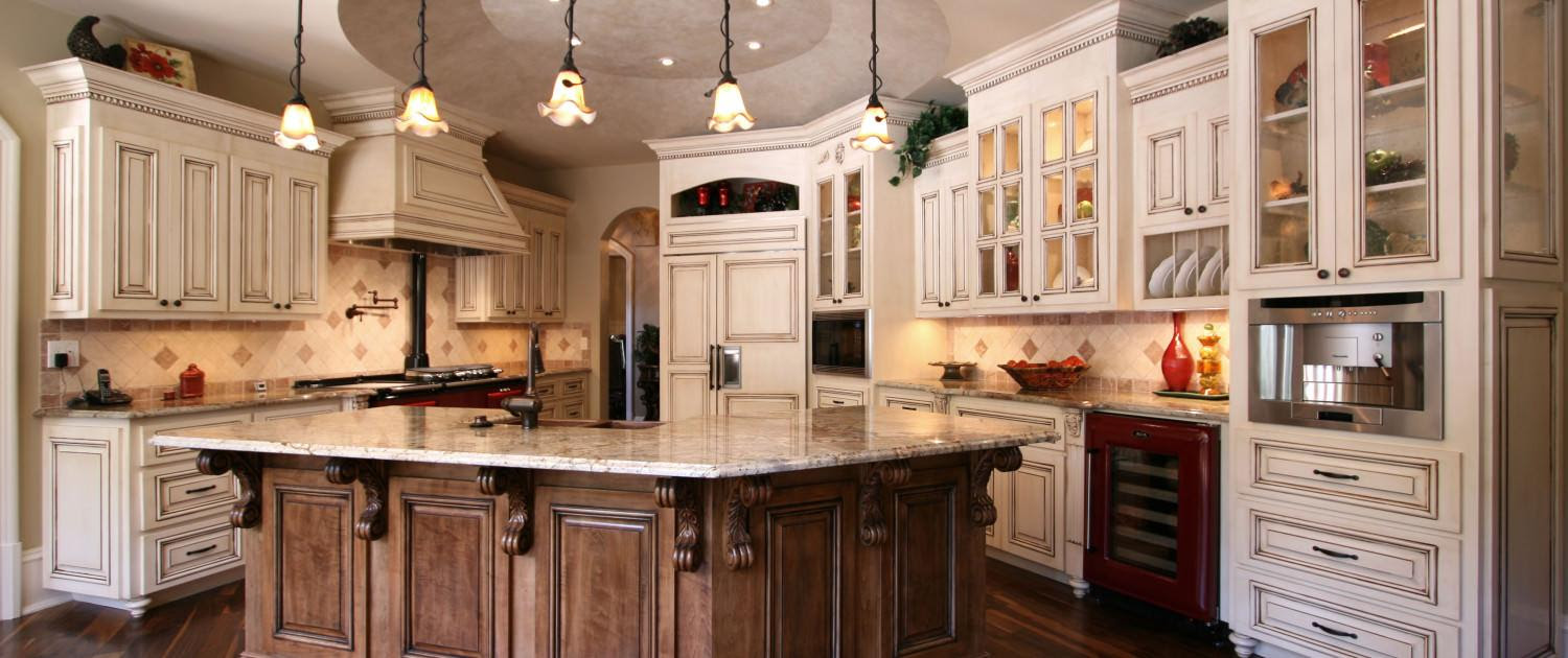 Walker Woodworking Cabinetry French Country Project 5 | Walker ...