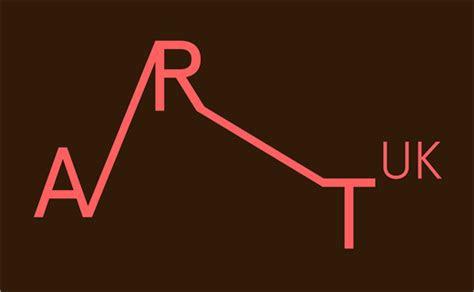 pentagram designs flexible logo  art uk logo designer