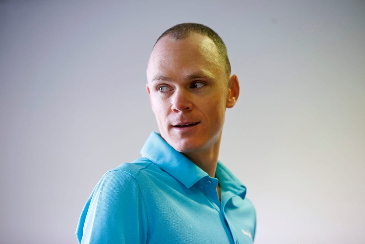 Christopher Clive Froome is 31 years old. He was born on May 20, 1985, in Nairobi, Kenya. His nationality is British. He is the youngest of three boys born to Jane and Clive.