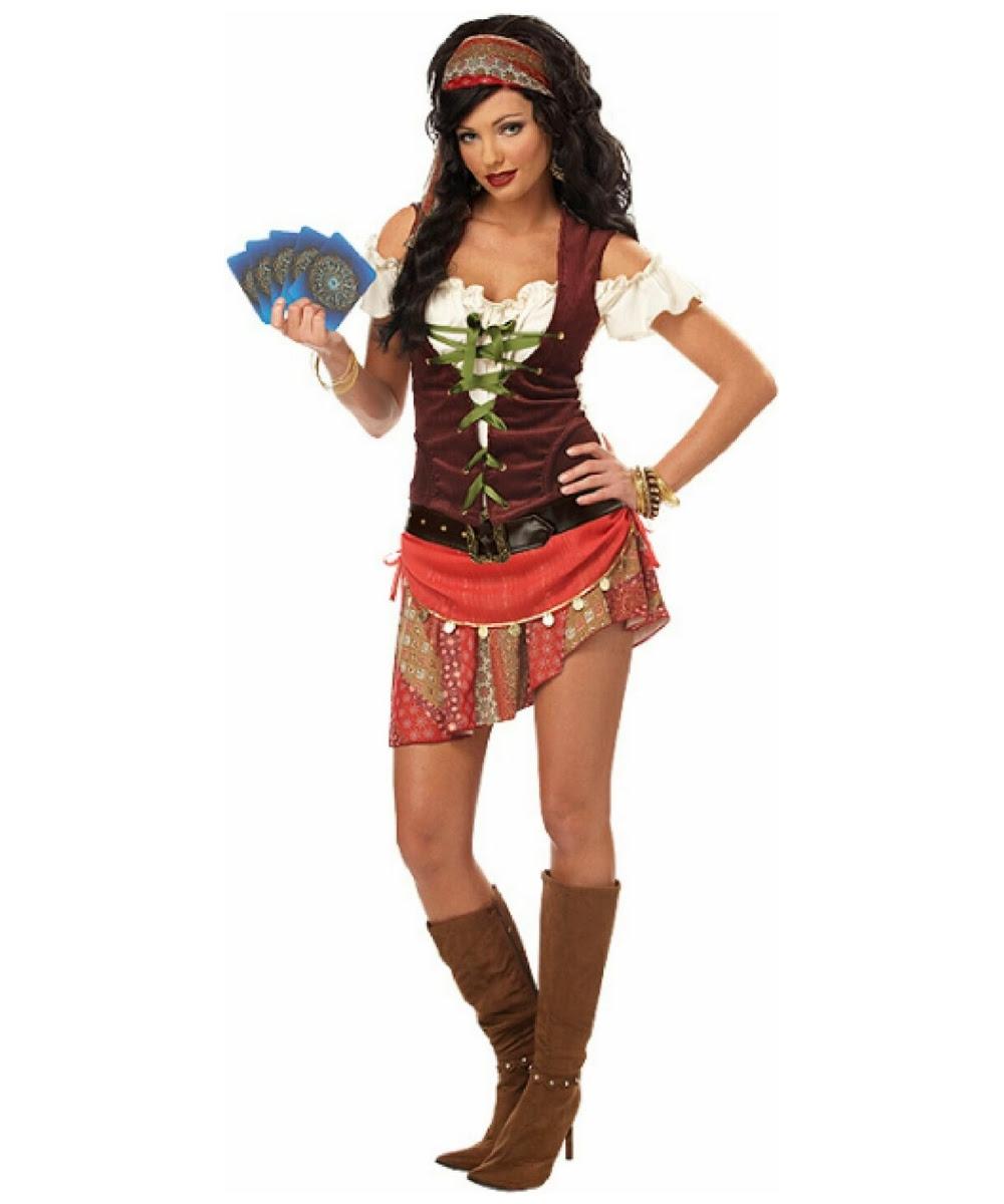 gypsy mystic adult costume  women gypsy costumes