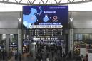 More airports screening passengers amid China virus outbreak
