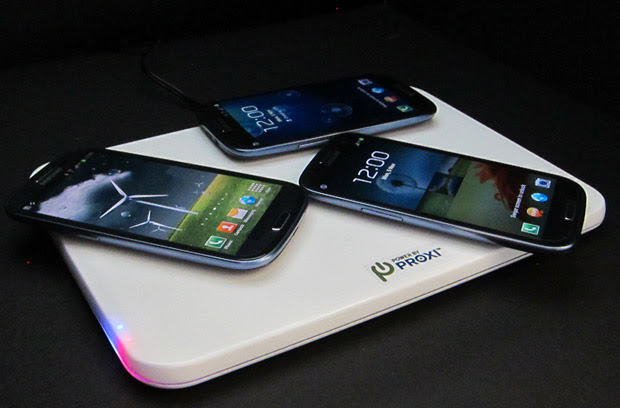 PowerbyProxi debuts wireless charging solution, aims to fully integrate it into future smartphones video