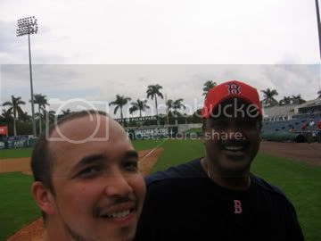 Berto and Jim Rice