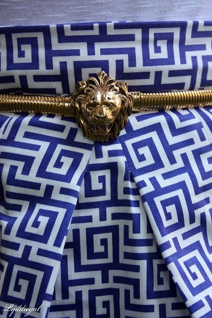 lion belt