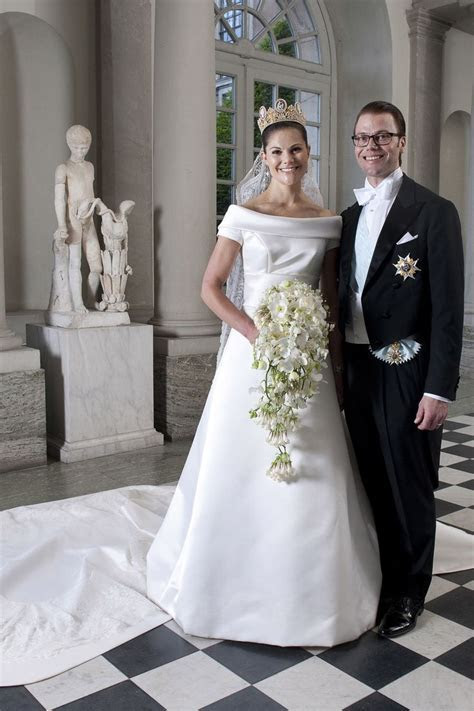Sweden Royal Bridal Dresses on Display   Arabia Weddings