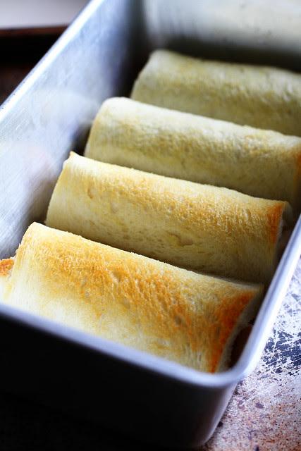 Rolled Toasties