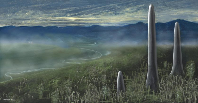 bizarrices da antiga Terra 6