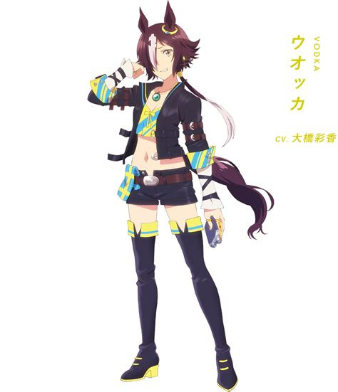 pin  ezinne achinivu  uma musume anime characters