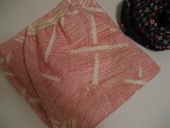 quick linen skirt