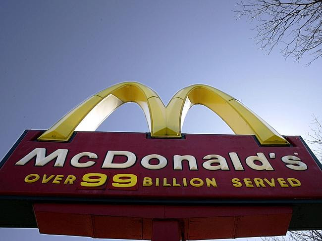 McDonald's is another company incorporated in Delaware. Its headquarters are actually in