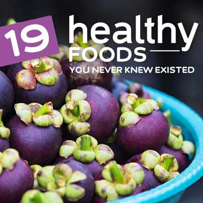healthy foods you never knew existed