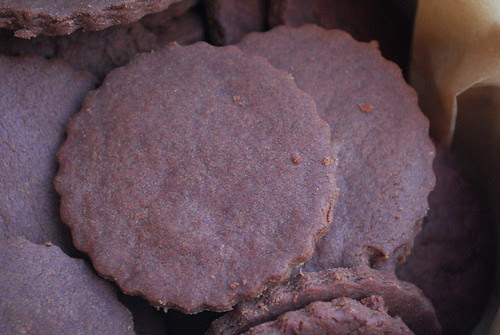 Chocolate Wafer Cookies, Cookies, Snacks, FX777, FX777222999, Chocolate, Oven, Baking